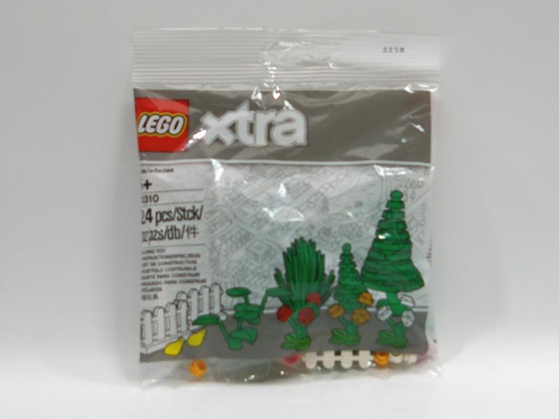 #40310 レゴ 植物セット