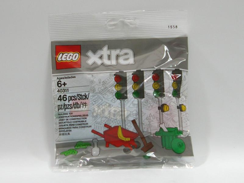 #40311 レゴ 信号機セット