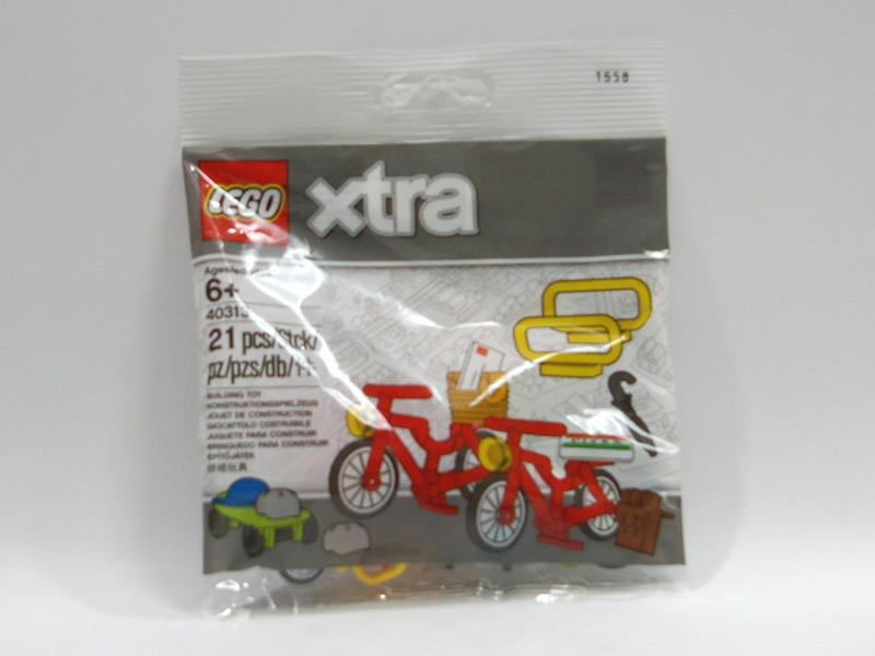 #40313 レゴ 自転車セット