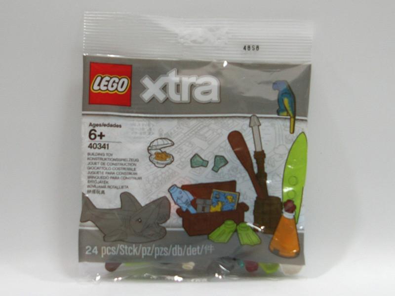 #40341 レゴ 海のアクセサリーセット