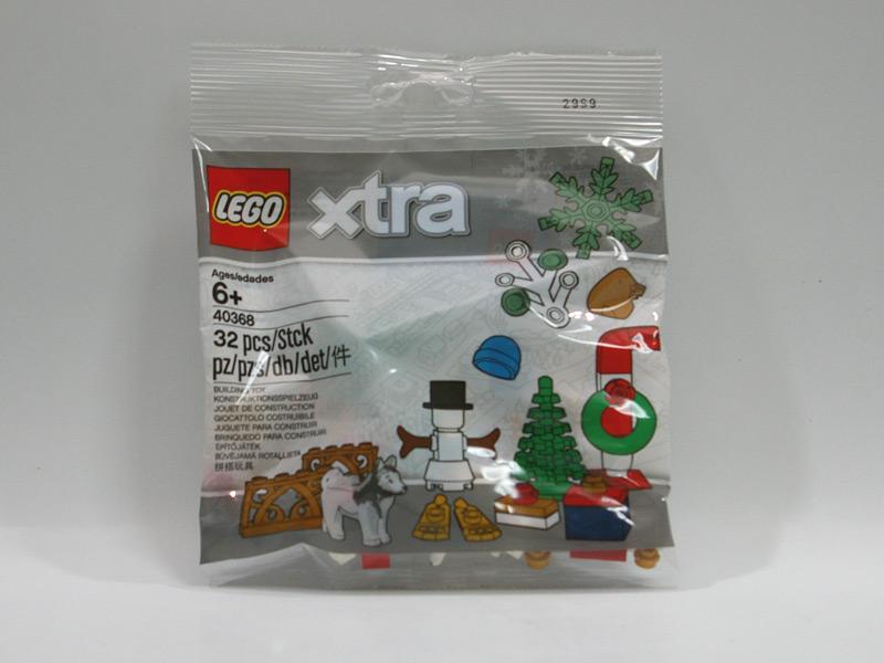 #40368 レゴ クリスマス・アクセサリー