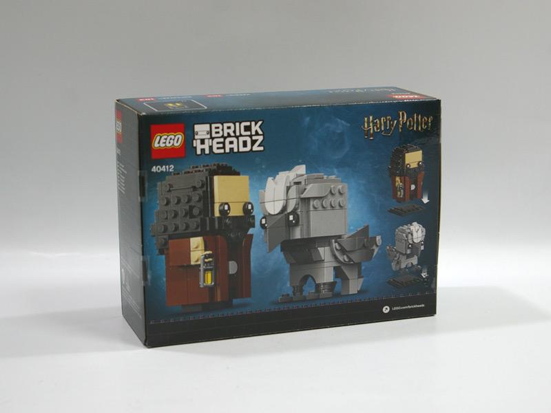 #40412 レゴ ハグリッド & バックビーク