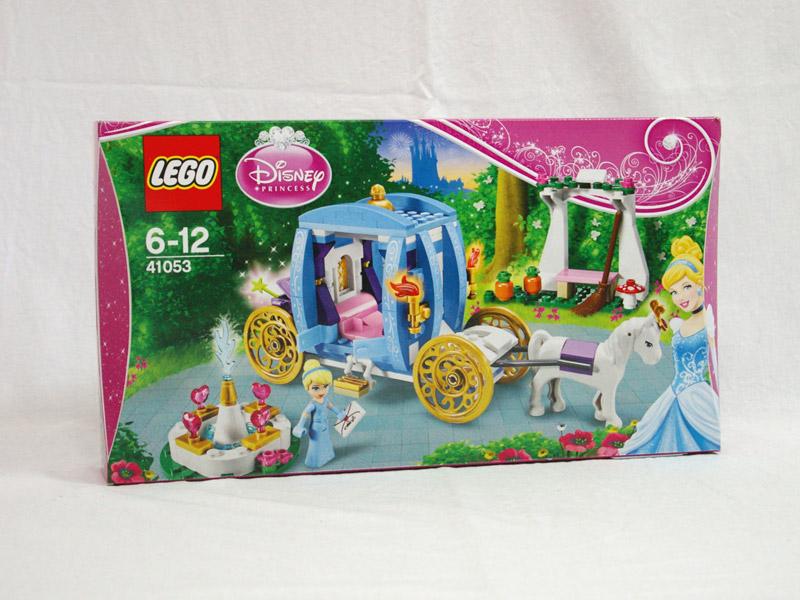#41053 レゴ シンデレラのまほうの馬車