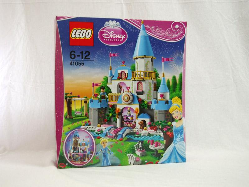 #41055 レゴ シンデレラの城