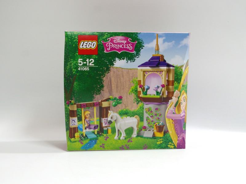 #41065 レゴ ラプンツェルの楽しい1日