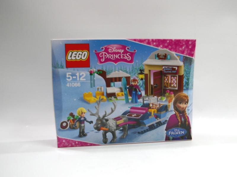#41066 レゴ アナとクリストフのアドベンチャー