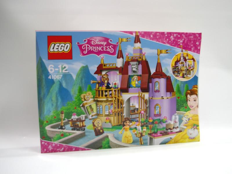 #41067 レゴ ベルの魔法のお城