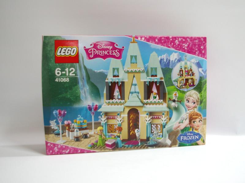 #41068 レゴ アナとエルサのアレンデール城