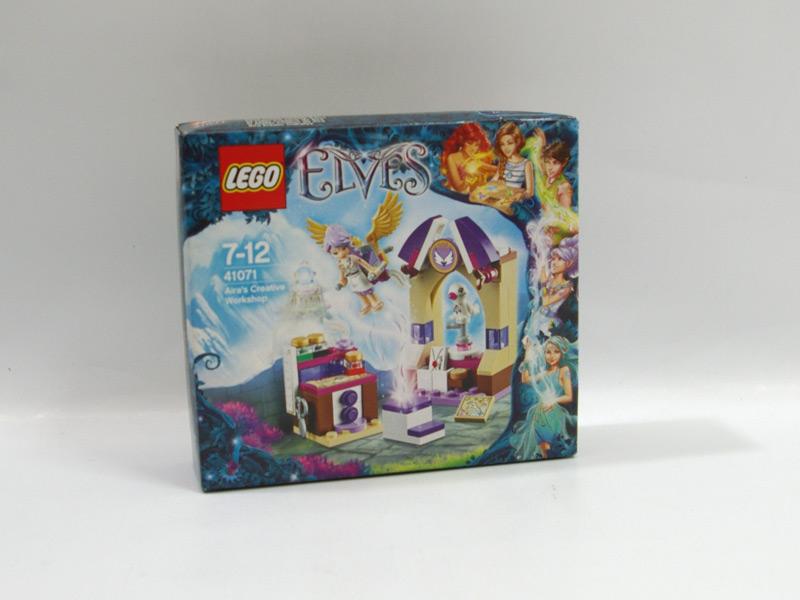 #41071 レゴ アイラの魔法の工房