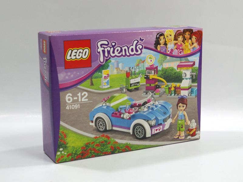#41091 レゴ ラブリーオープンカー