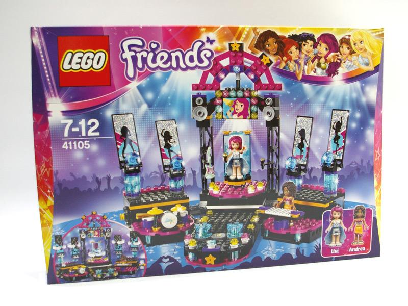 #41105 レゴ ポップスター・ショーステージ