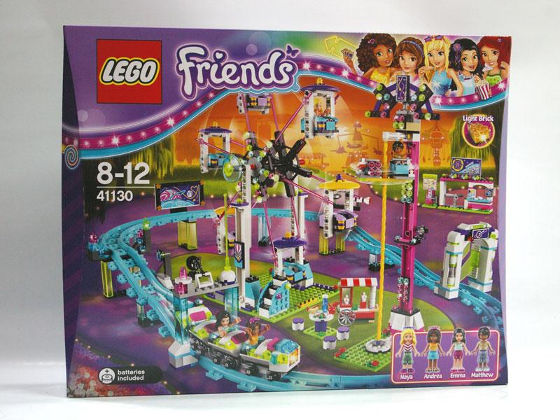 #41130 レゴ 遊園地ジェットコースター
