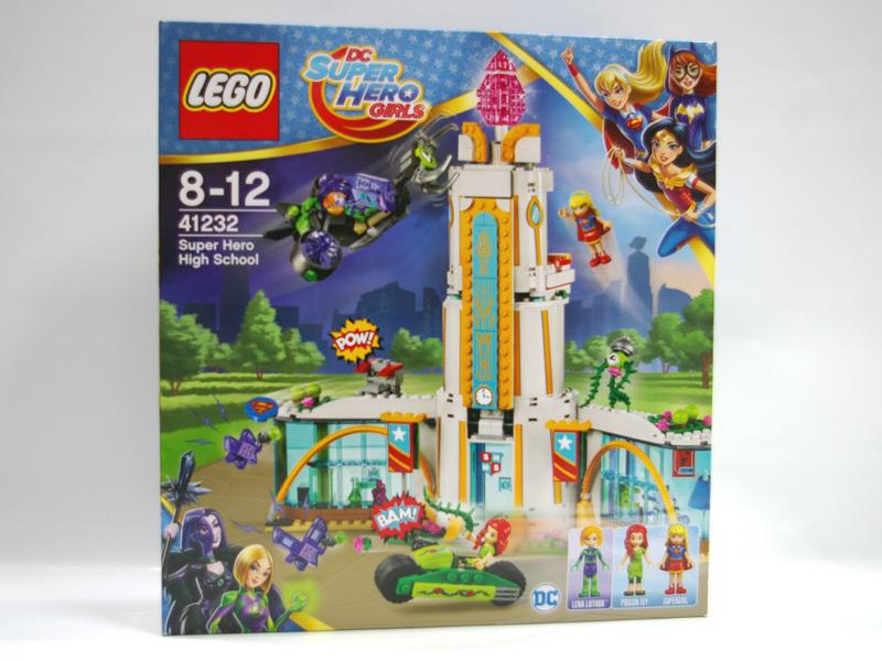 #41232 レゴ スーパーヒーロー ハイスクール