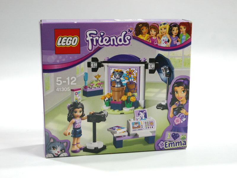 #41305 レゴ エマのフォトスタジオ