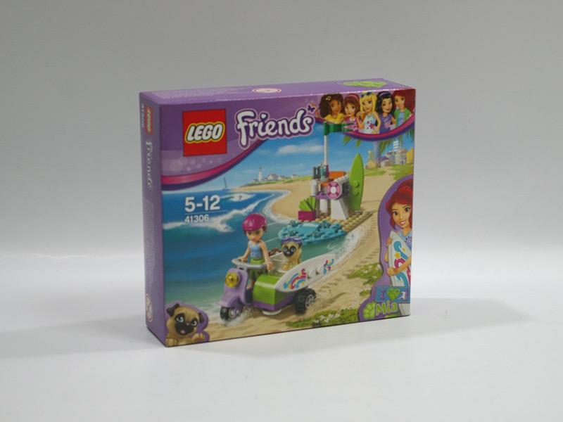 #41306 レゴ ミアのサーフィンタイム