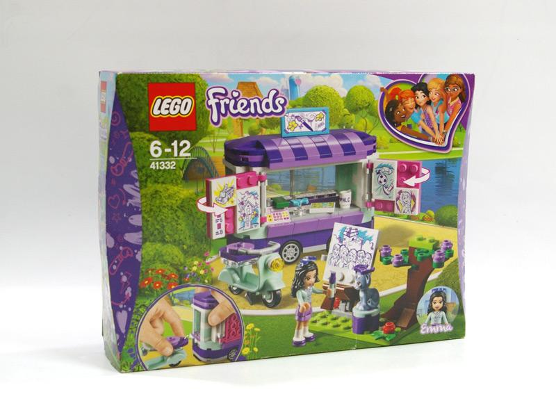 #41332 レゴ エマのお絵かきワゴン