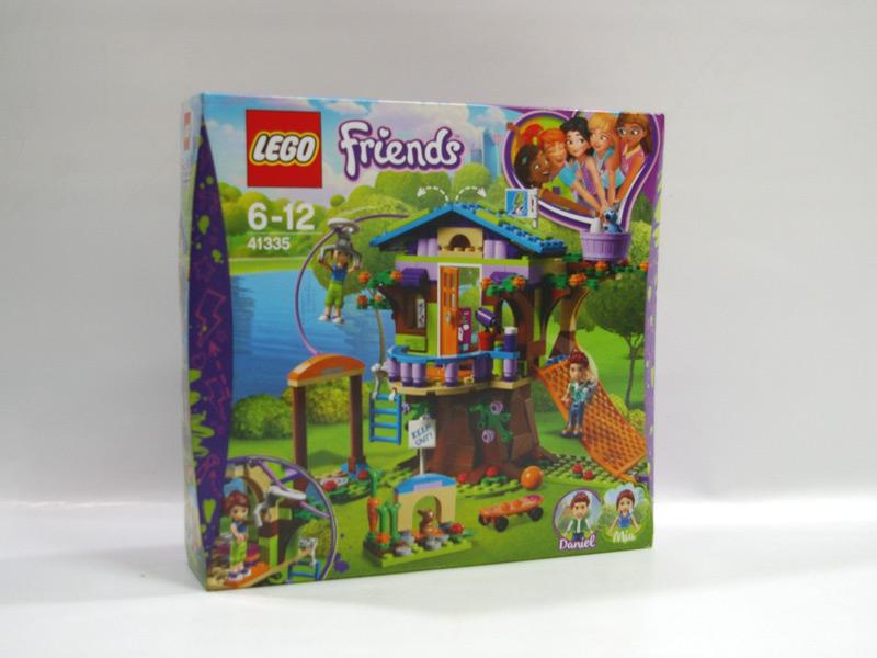 #41335 レゴ ミアのツリーハウス