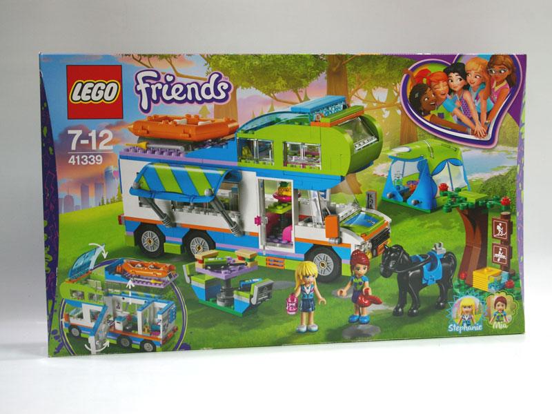 #41339 レゴ ミアのキャンピングカー