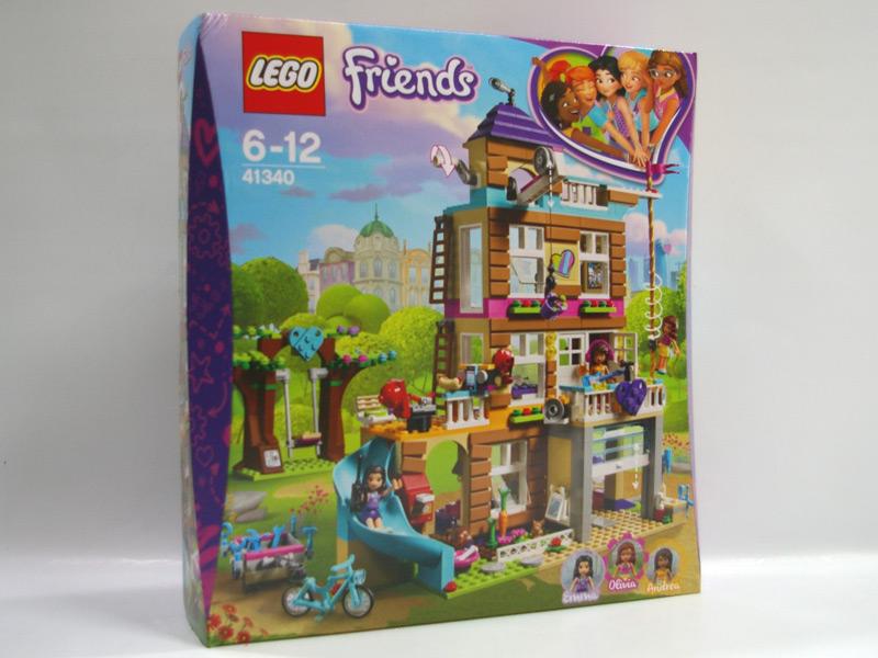 #41340 レゴ フレンズのさくせんハウス