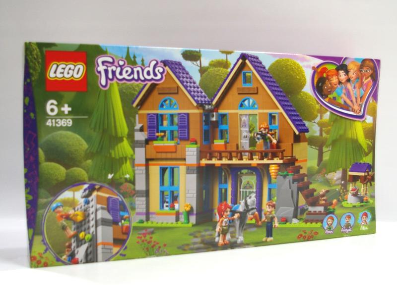 #41369 レゴ ミアのどうぶつなかよしハウス
