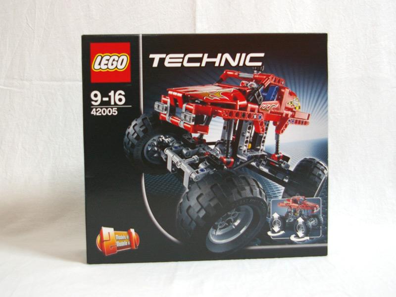 #42005 レゴ モンスタートラック