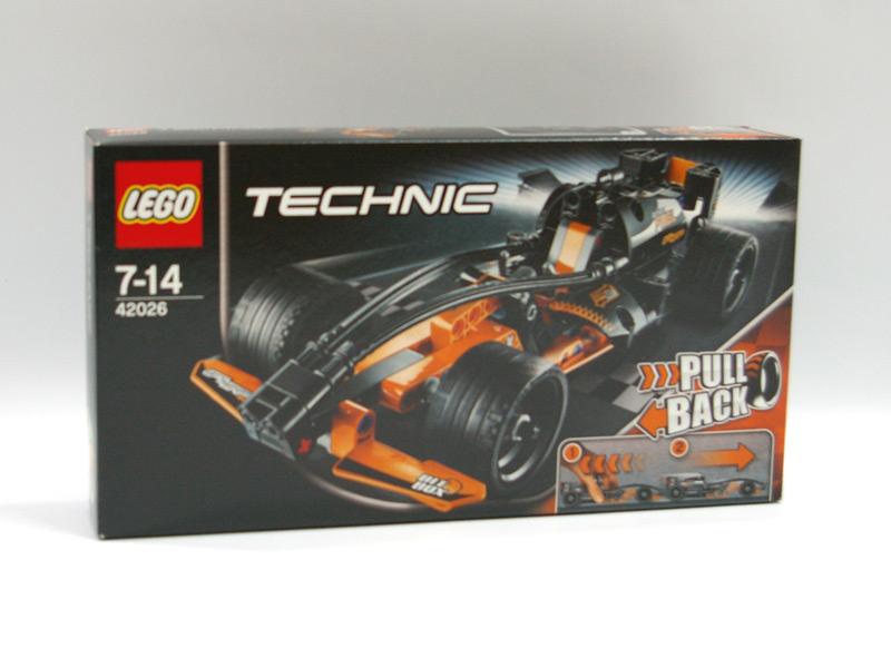 #42026 レゴ ブラックチャンピオンレーサー