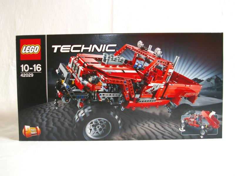 #42029 レゴ ピックアップトラック