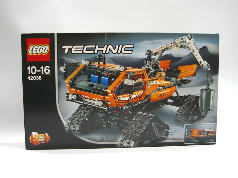 #42038 レゴ アークティック・トラック