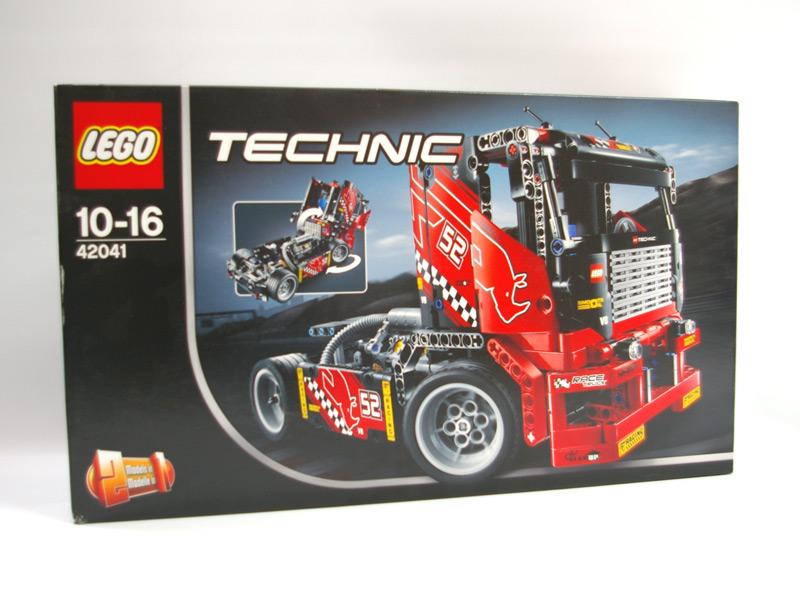 #42041 レゴ レーストラック