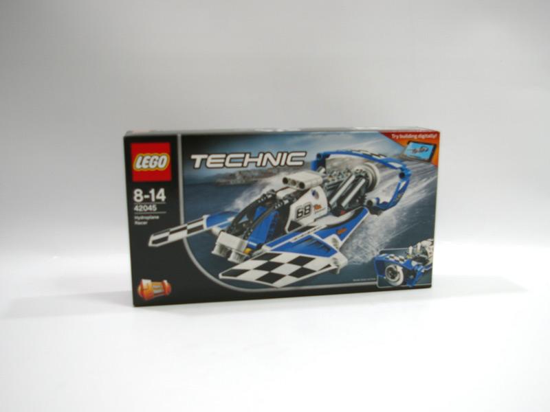 #42045 レゴ 水上機レーサー