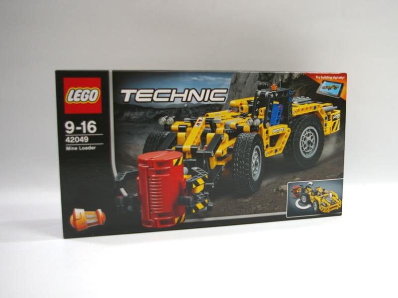 #42049 レゴ 鉱山ローダー