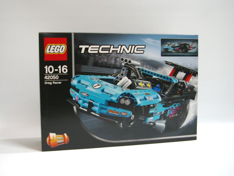 #42050 レゴ ドラッグレーサー