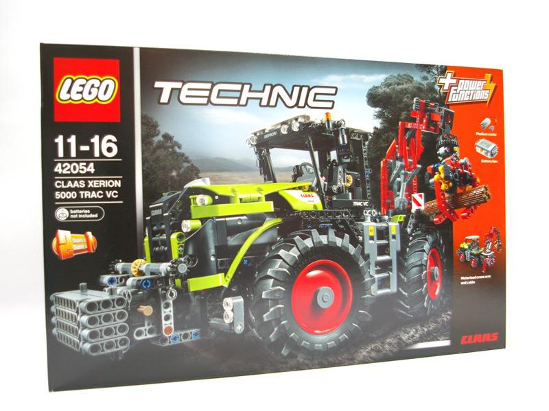 #42054 レゴ CLAAS XERION 5000 TRAC VC