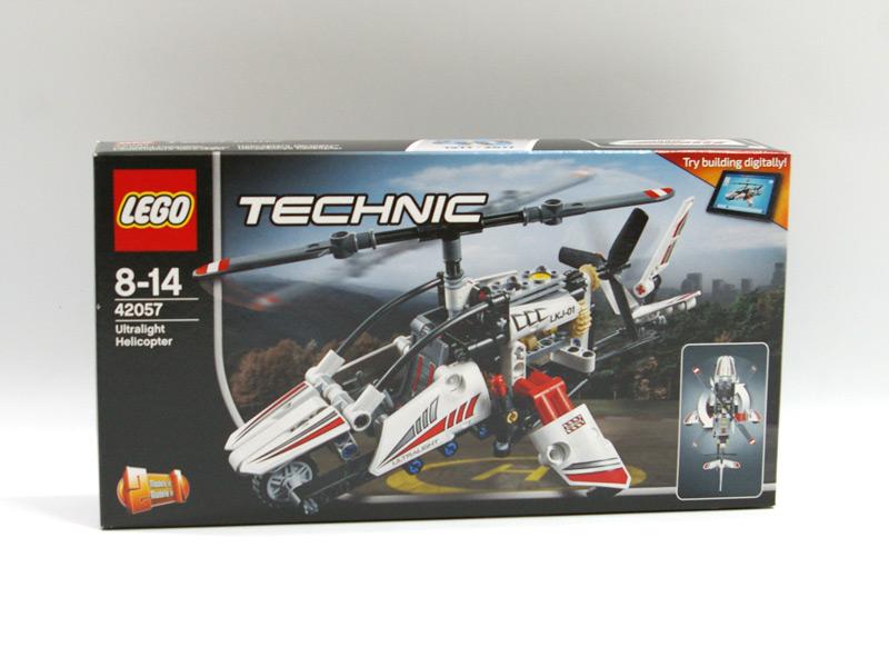 #42057 レゴ 超軽量ヘリコプター