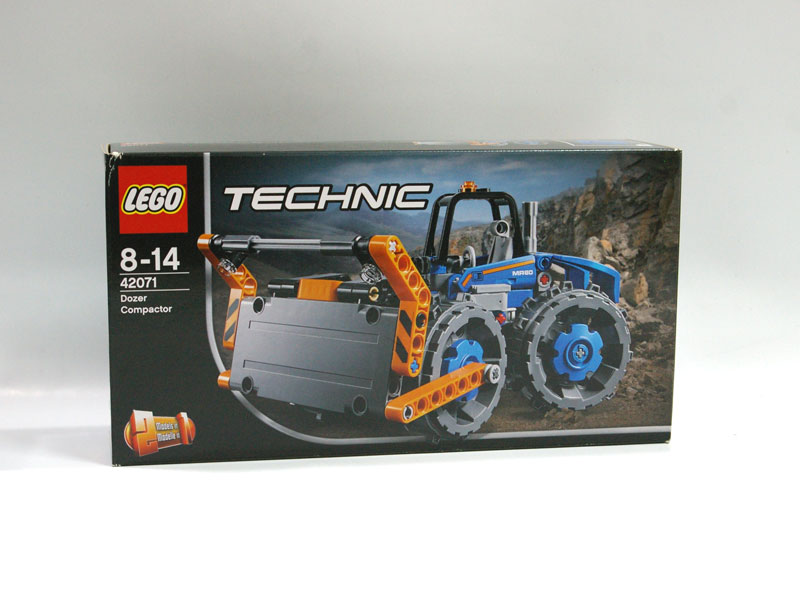 #42071 レゴ ドーザーコンパクター