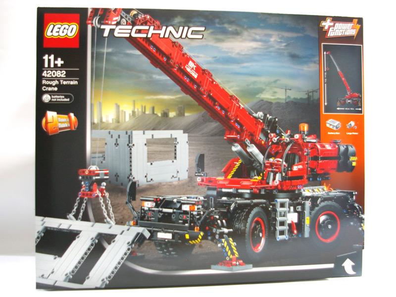 #42082 レゴ 全地形対応型クレーン