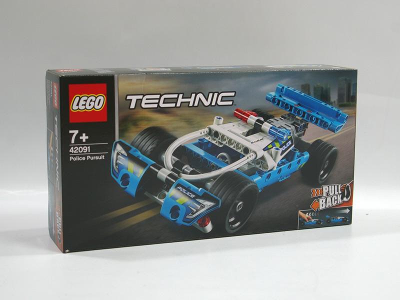 #42091 レゴ 追跡パトロールカー