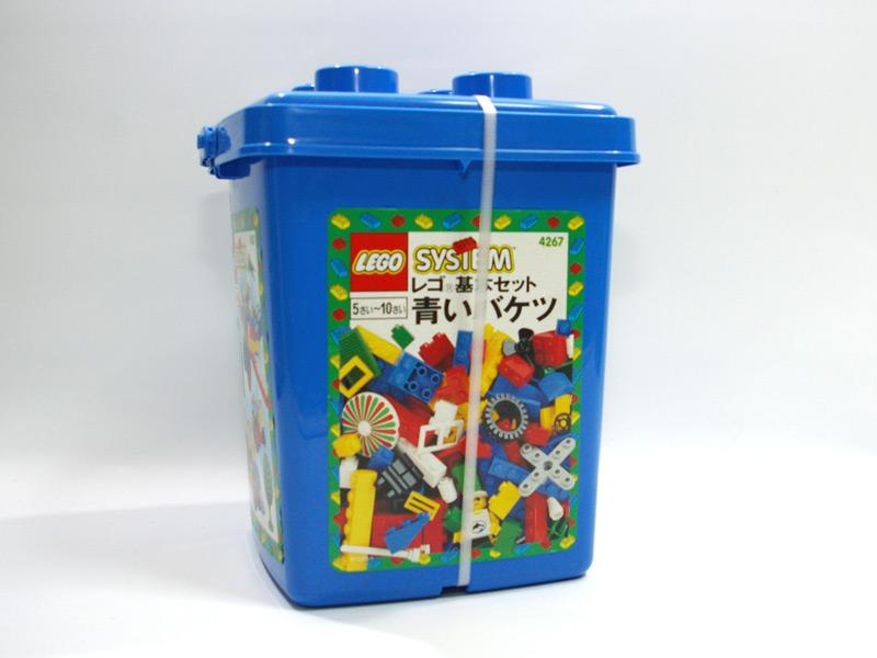 #4267 レゴ 青いバケツ