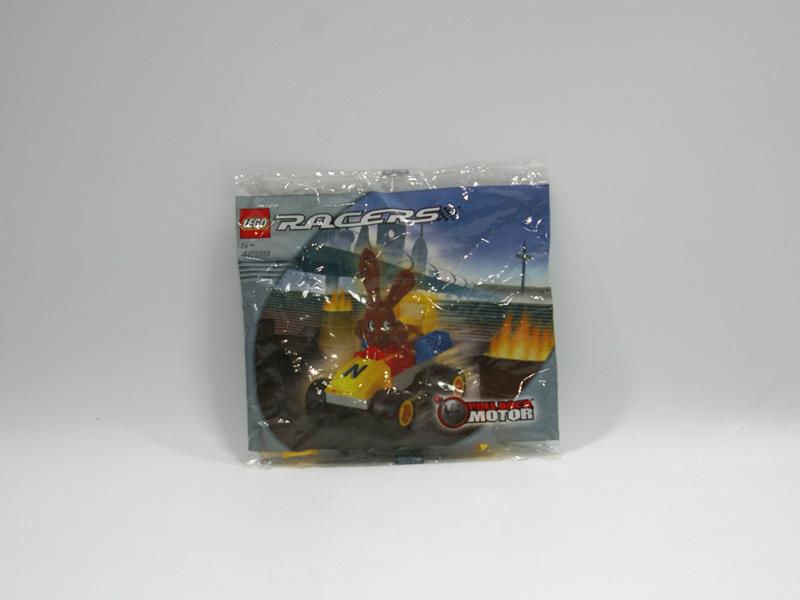 #4299 レゴ ネスレクイック・レーサー