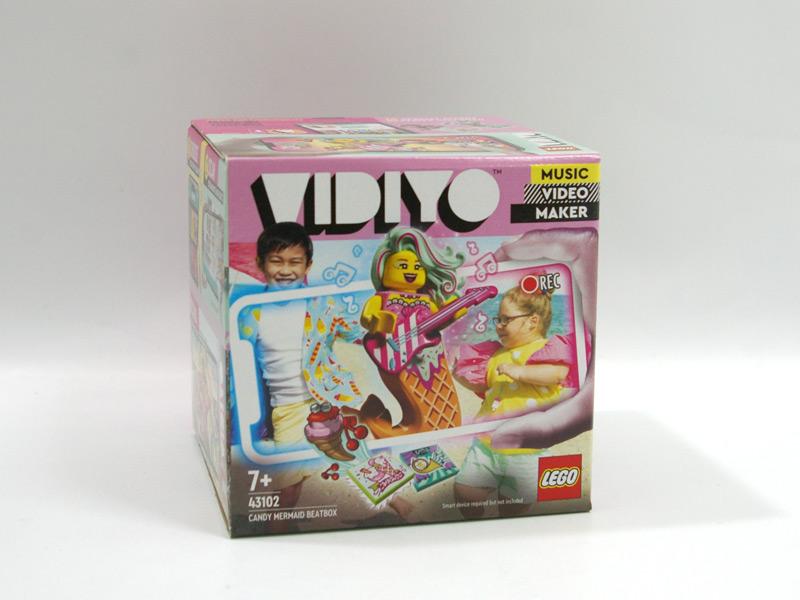 #43102 レゴ キャンディーマーメイドビートボックス
