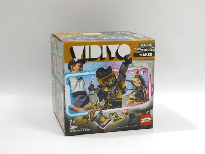 #43107 レゴ ヒッポホップロボットビートボックス