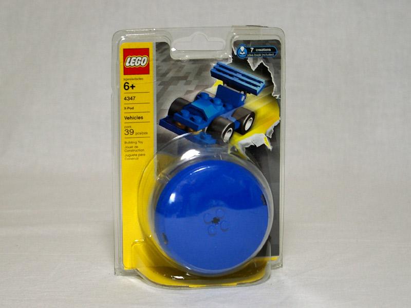 #4347 レゴ 自動車ポッド