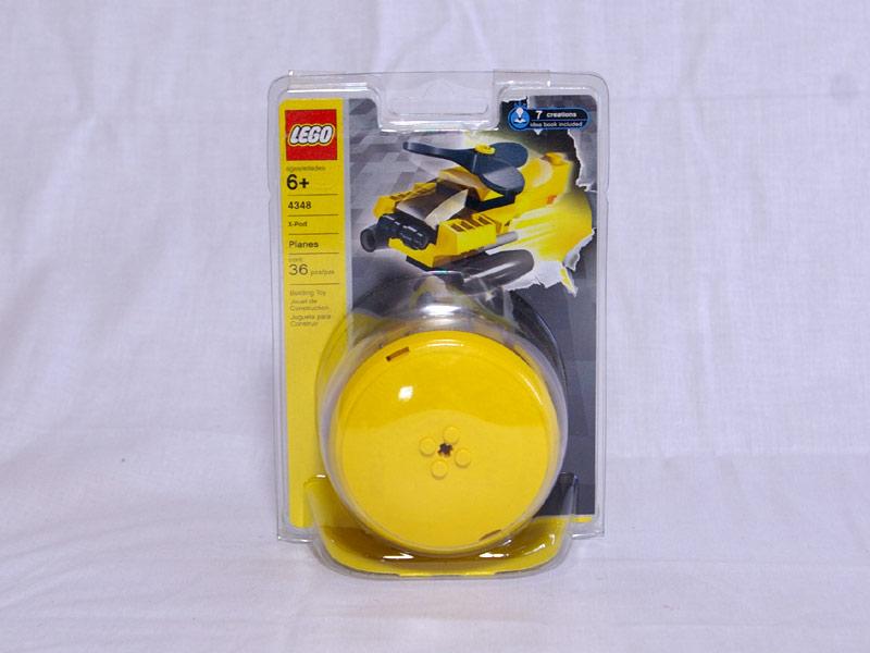 #4348 レゴ 飛行機ポッド