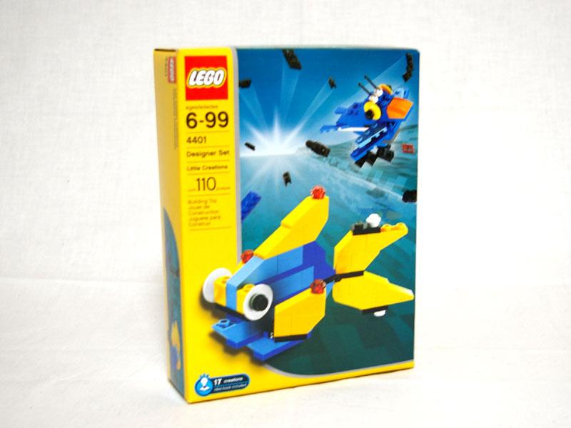 #4401 レゴ リトル・クリエイション