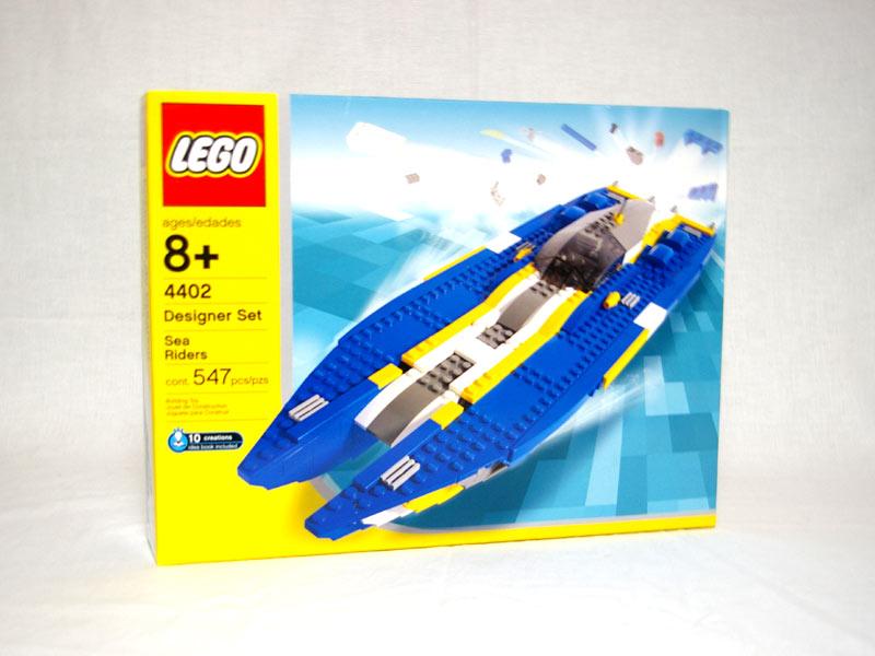 #4402 レゴ シーデザイナー