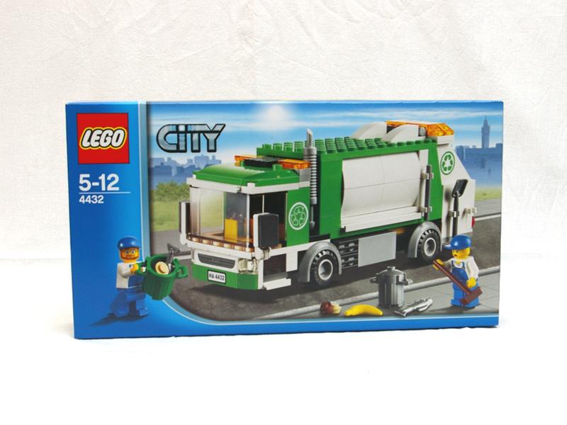 #4432 レゴ ごみ収集車