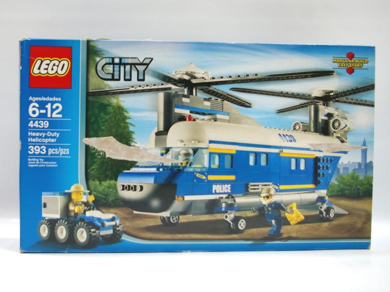 #4439 レゴ フォレストポリスヘリコプター