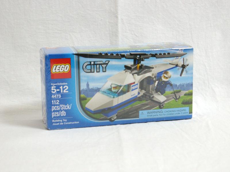 #4473 レゴ ポリスヘリコプター