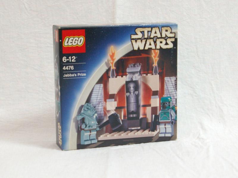 #4476 レゴ 捕らわれたハン・ソロ