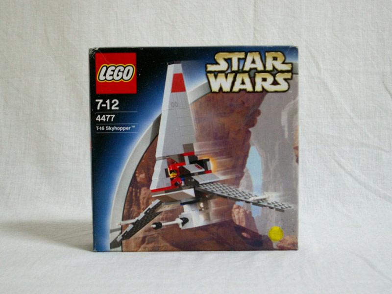 #4477 レゴ T−16 スカイホッパー